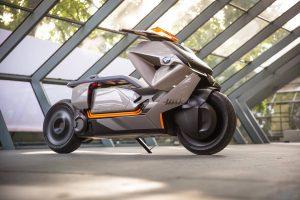 Le BMW Motorrad Concept Link réinvente le transport urbain à deux roues