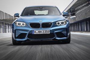 Des fuites de la façade du BMW M2 montrent des changements de styles subtils