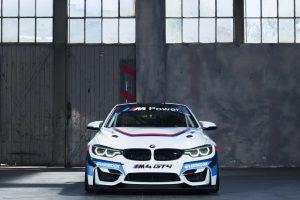 La BMW M4 GT4 2018 est prête à concourir