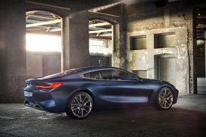 Tour d'horizon du BMW Série 8 concept