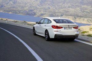 La BMW Série 6 GT révélée et disponible au prix de 70 695 $