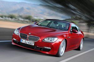 BMW abandonne le Série 6 coupé