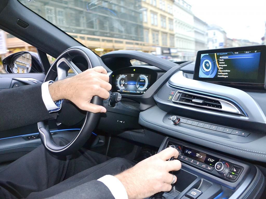 BMW et Intel démarrent un programme pilote de conduite automatique