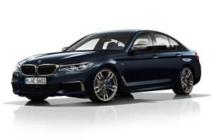 La BMW M550d arrive avec un moteur diesel quad-turbo