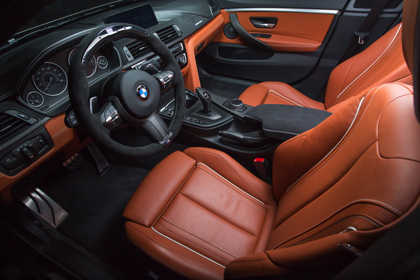 BMW 440i Gran Coupé M Performance SEMA 2017
