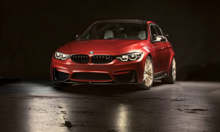 BMW lance la BMW M3 30 Years American Edition