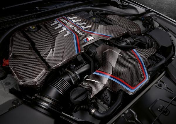 BMW M5 M Performance 2018