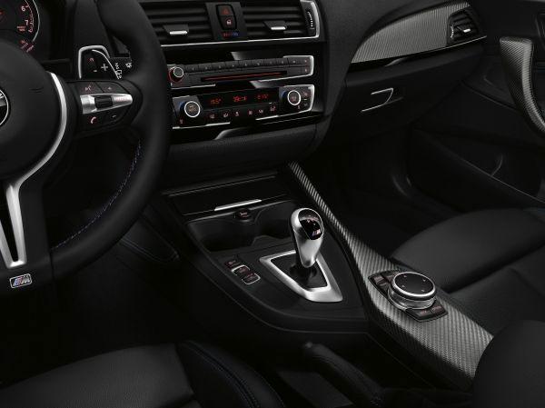 BMW M2 Coupé - Intérieur