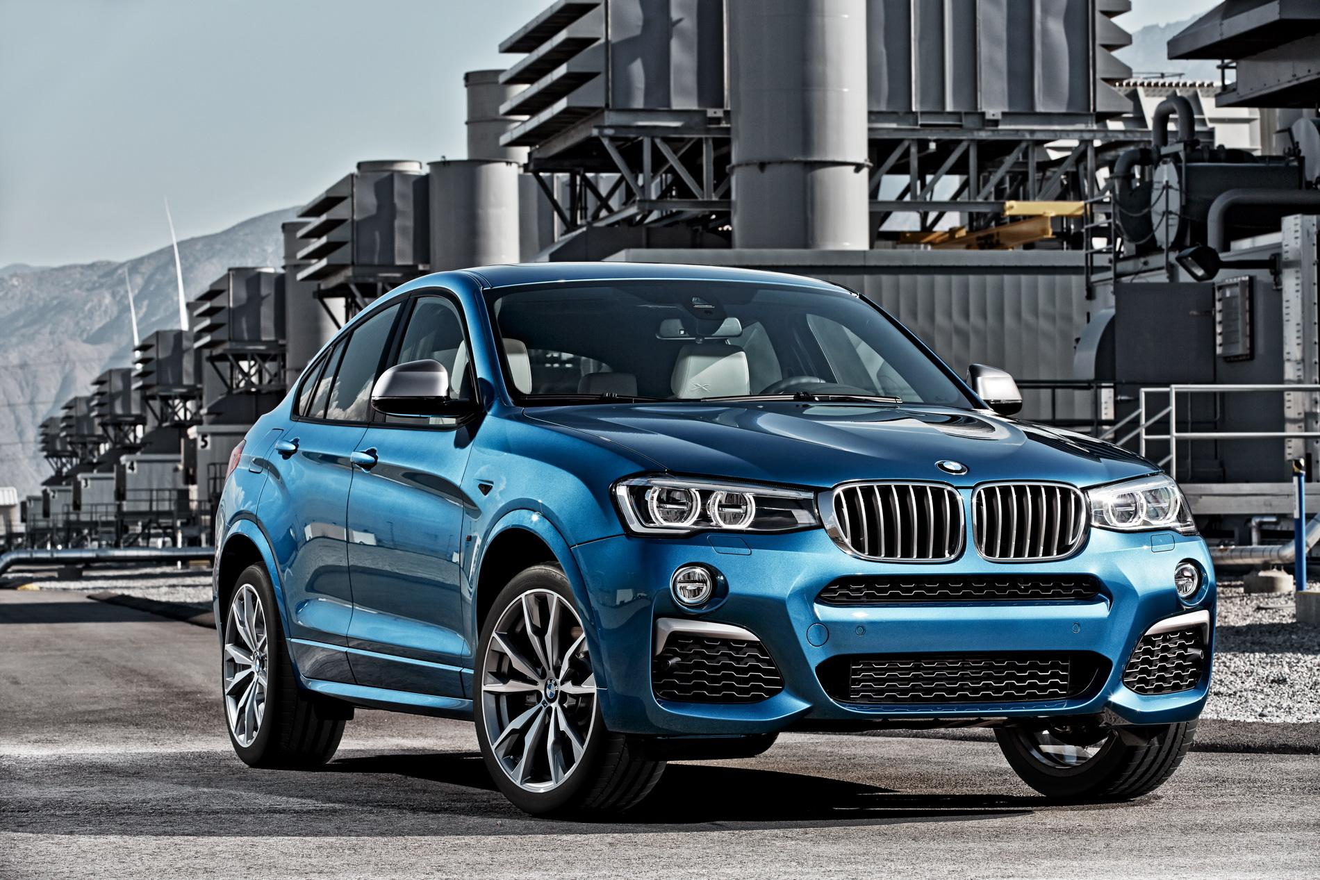G02 BMW X4 2018 extérieur