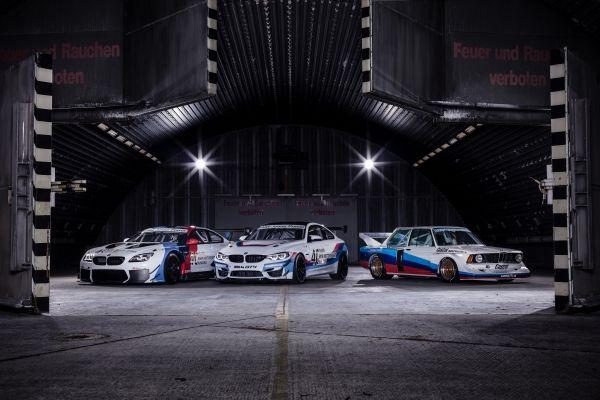BMW fête le 40e anniversaire de l'école de pilotage BMW Motorsport