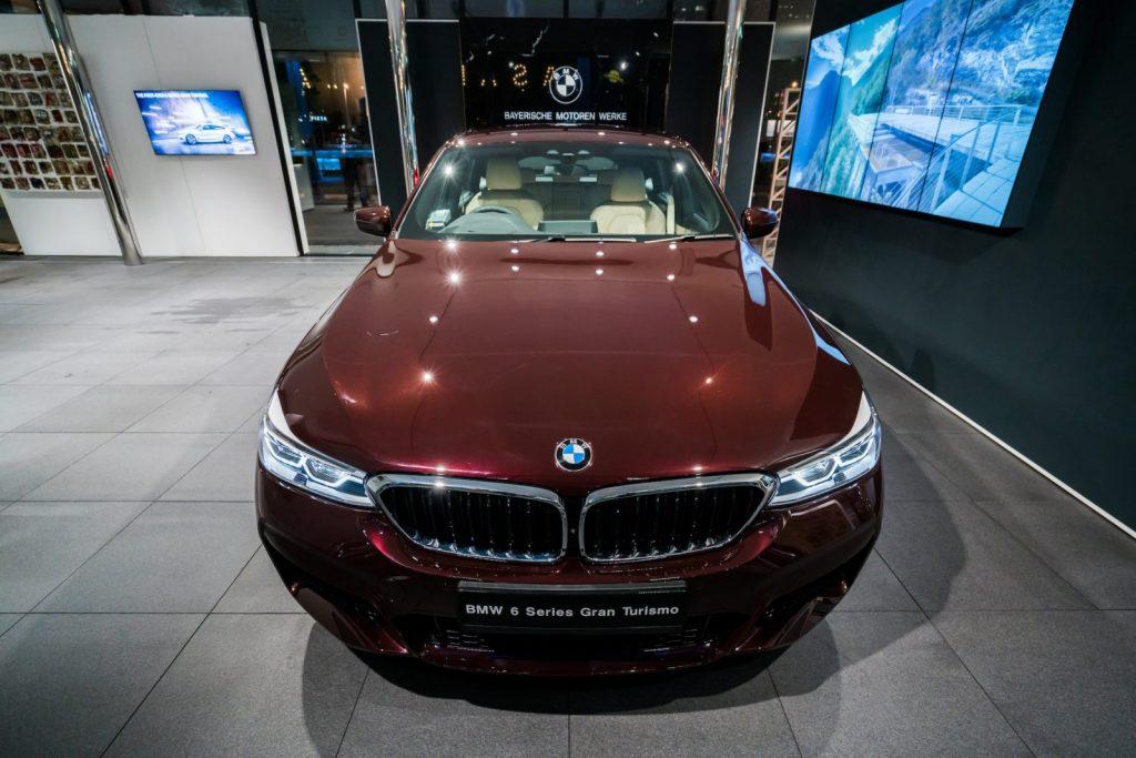 BMW lance sa Série 6 GT au Pavillon BMW de Singapour