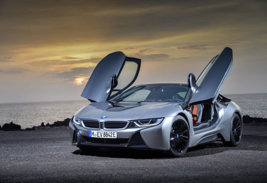 la nouvelle bmw i8 coup 2019 un lifting subtil bmw. Black Bedroom Furniture Sets. Home Design Ideas