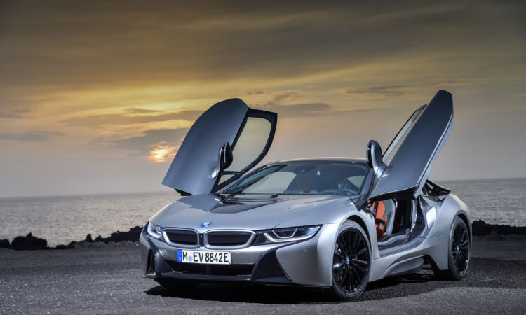 La nouvelle BMW i8 Coupé 2019 : un lifting subtil