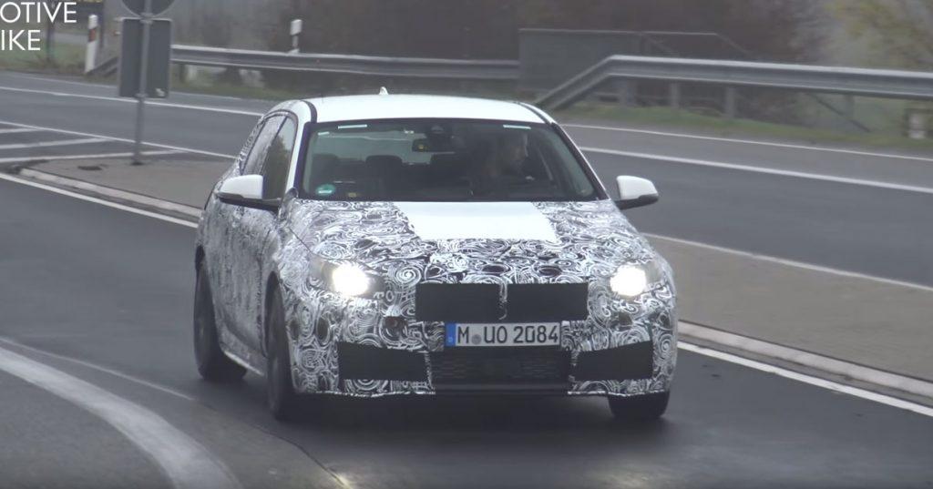 Vidéo : la nouvelle BMW M140i au Nürburgring