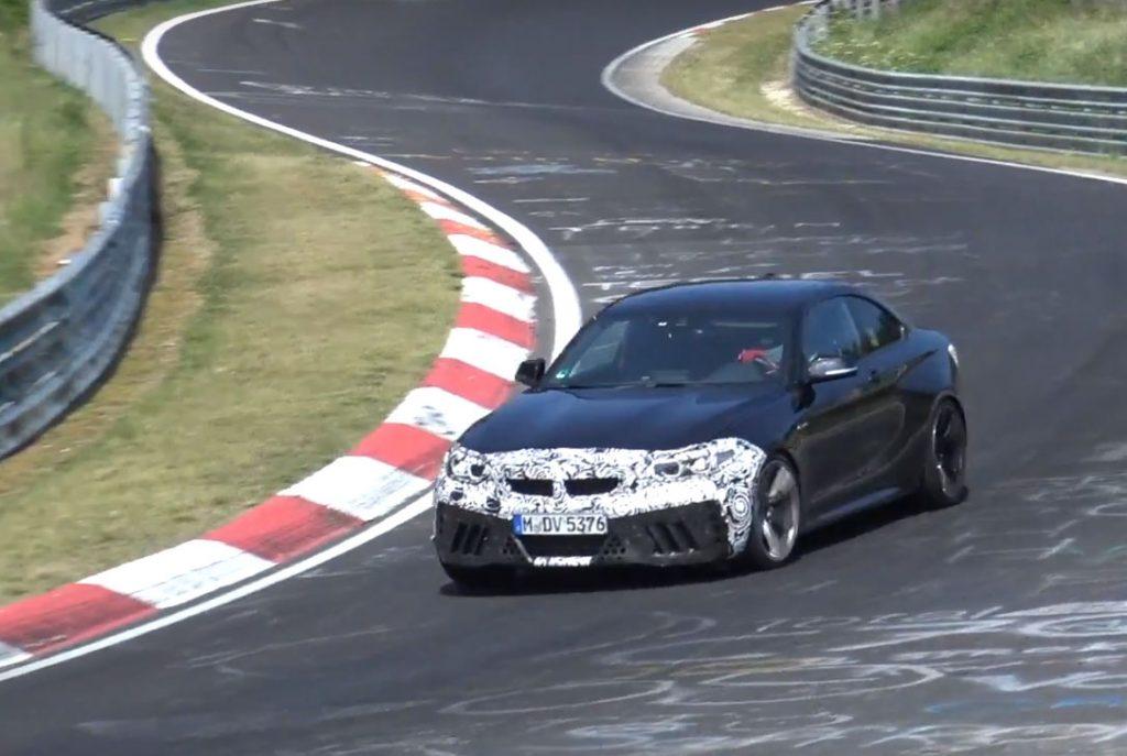 BMW M2 Compétition 2019