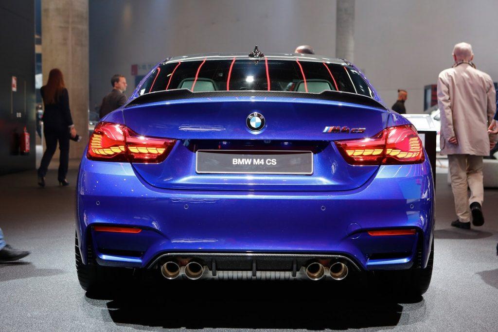 BMW M4 CS intérieur extérieur… Magique !