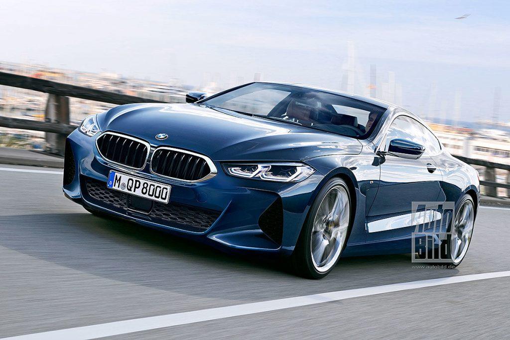 La BMW M8 bientôt dans les bacs