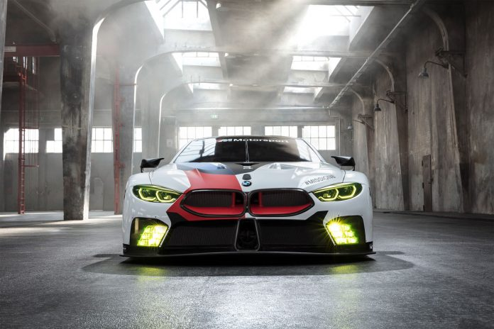 BMW poursuit son partenariat avec RLL Racing et engage la M8 GTE