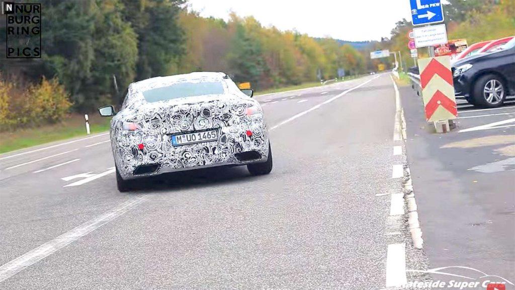 BMW Série 8 Gran Coupé 2018