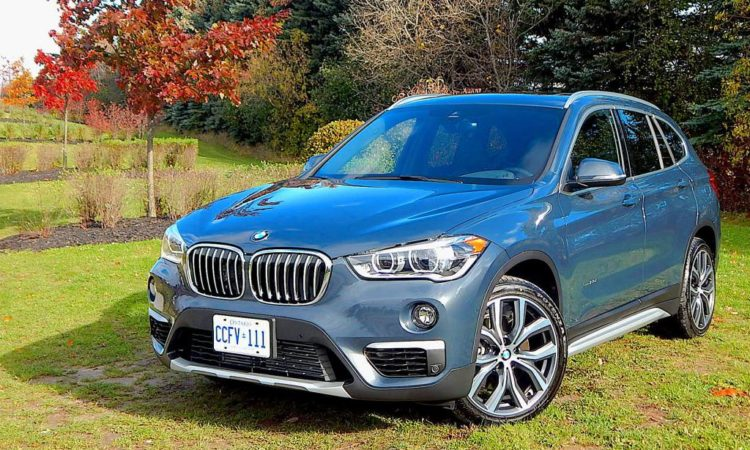 essai du bmw x1 xdrive 28i 2018 par driving magazine bmw. Black Bedroom Furniture Sets. Home Design Ideas