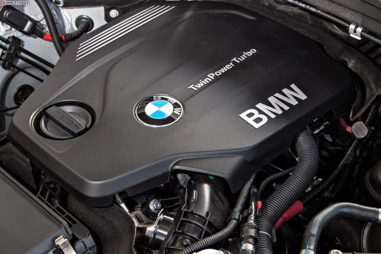 Mise à jour prochaine du moteur diesel 4 cylindres de BMW