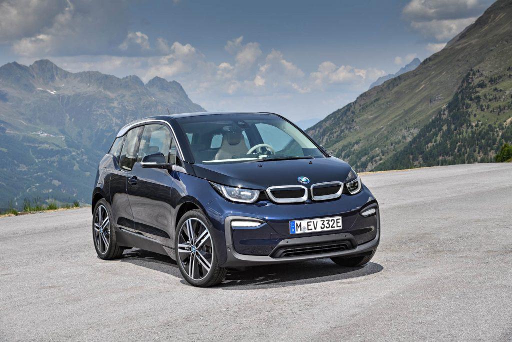 BMW I3 LCI 2018