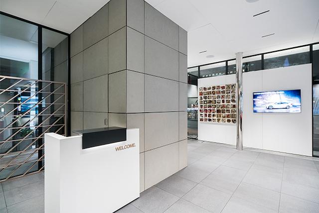 Pavillon BMW Singapour