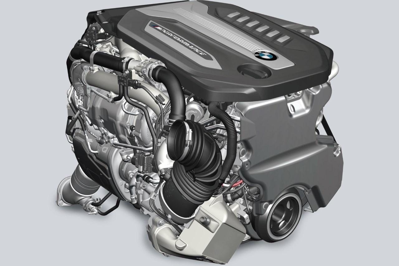 Moteur 6 cylindres en ligne 3,0 litres BMW