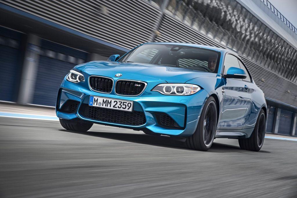BMW confirme que les modèles M Performance hybrides sont inévitables