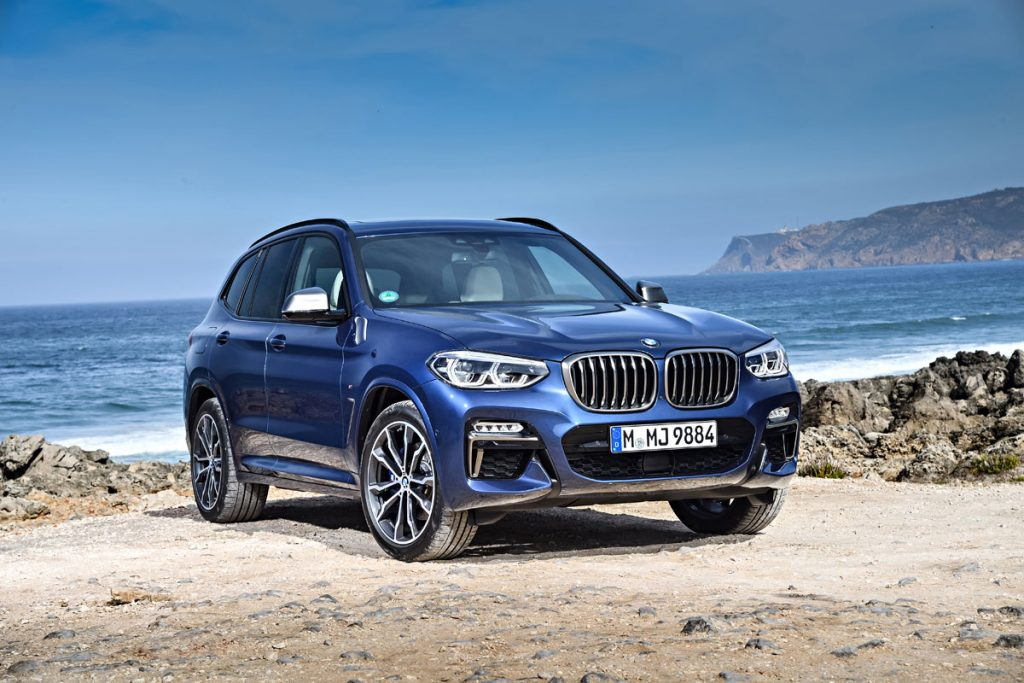 BMW : plus de 2 millions de véhicules vendus en 2017 dans le monde