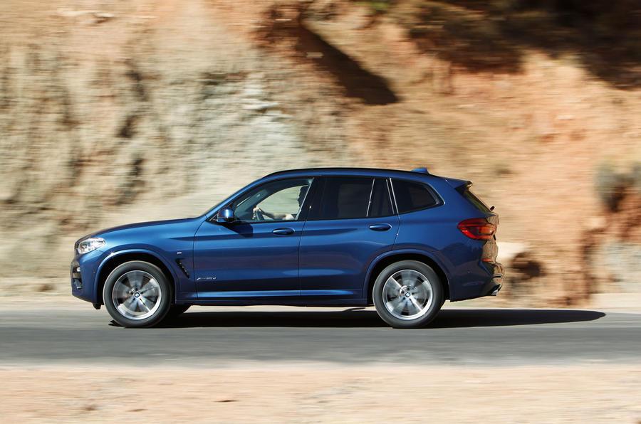 BMW X3 xDrive20d 2018