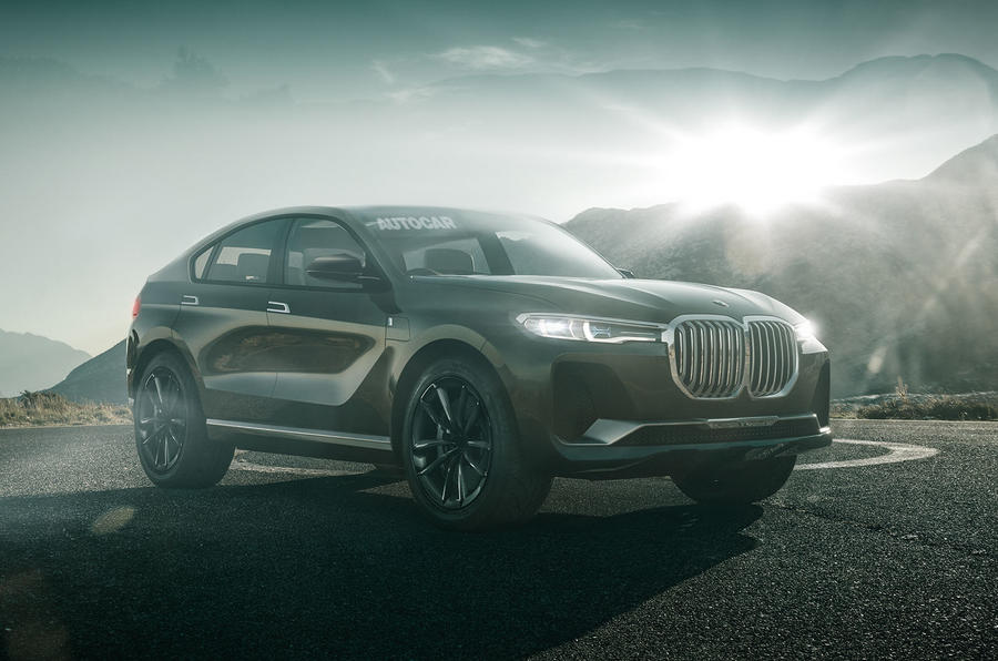 BMW X8 concept