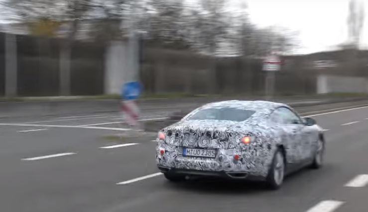 Les rumeurs d'une BMW M850i se précisent pour 2018