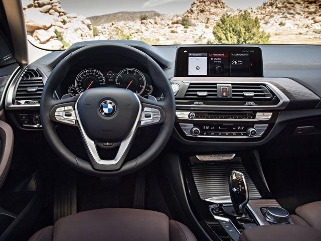 Vidéo : Le nouveau BMW X3 à l'assaut des pistes marocaines