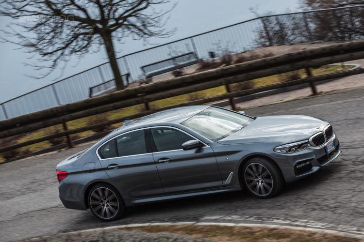 BMW 540d 2017