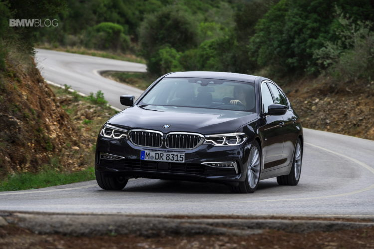 BMW 530d 2017