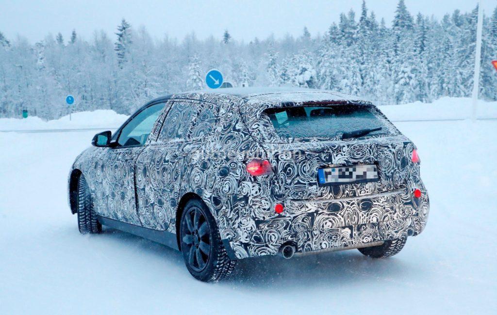 BMW Série 1 F40 2019