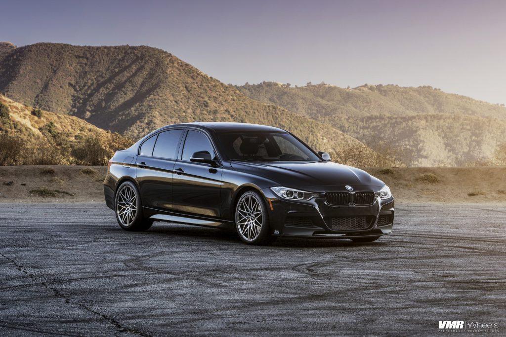 BMW 335i F30 Sapphire