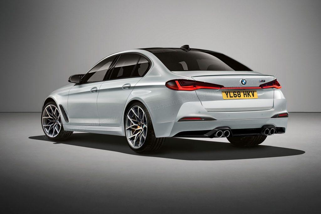 BMW M3 G80 2020