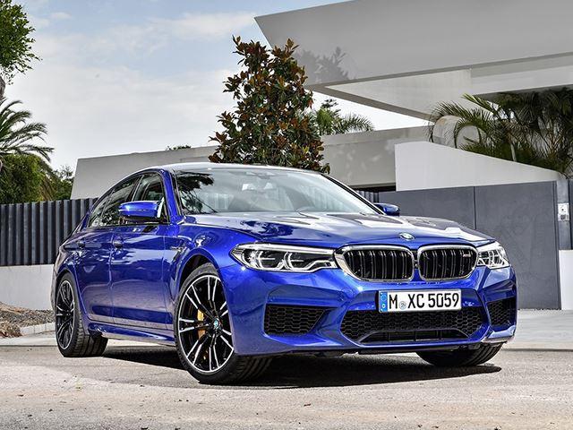 BMW travaille déjà sur un moteur plus puissant pour la M5