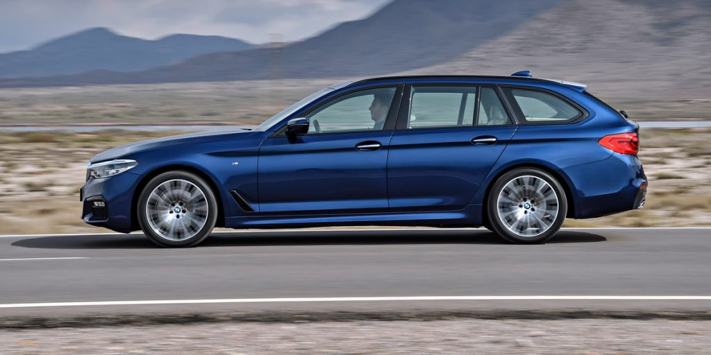 BMW 540d xDrive Touring G31