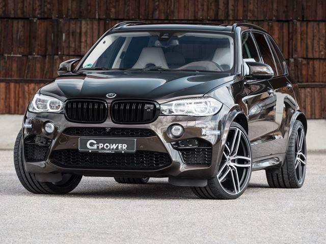 Un BMW X5 M de 750 ch pour rivaliser avec la Lamborghini Urus