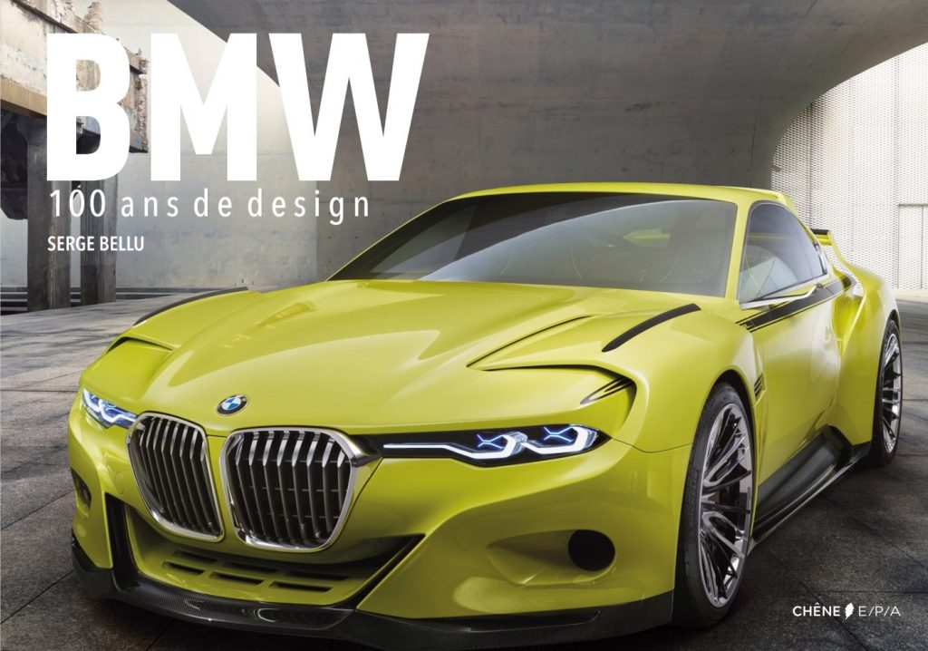 BMW, 100 ans de design (2016) – Serge Bellu