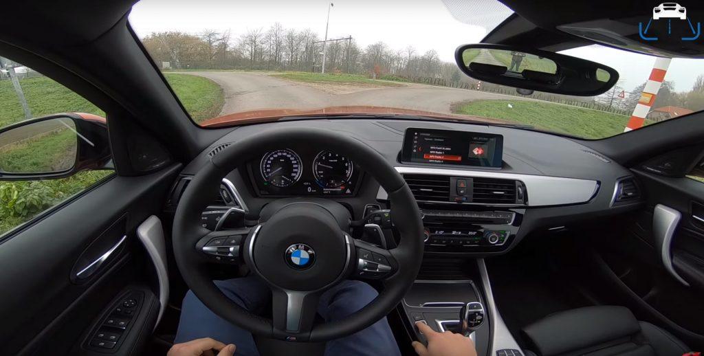 BMW Série 1 125i M Sport