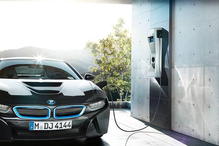 BMW et l'électromobilité