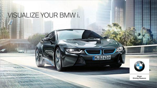 BMW i Vizualizer