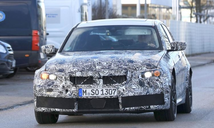 spyshots la prochaine bmw m3 2019 sera plus puissante et plus l g re bmw. Black Bedroom Furniture Sets. Home Design Ideas