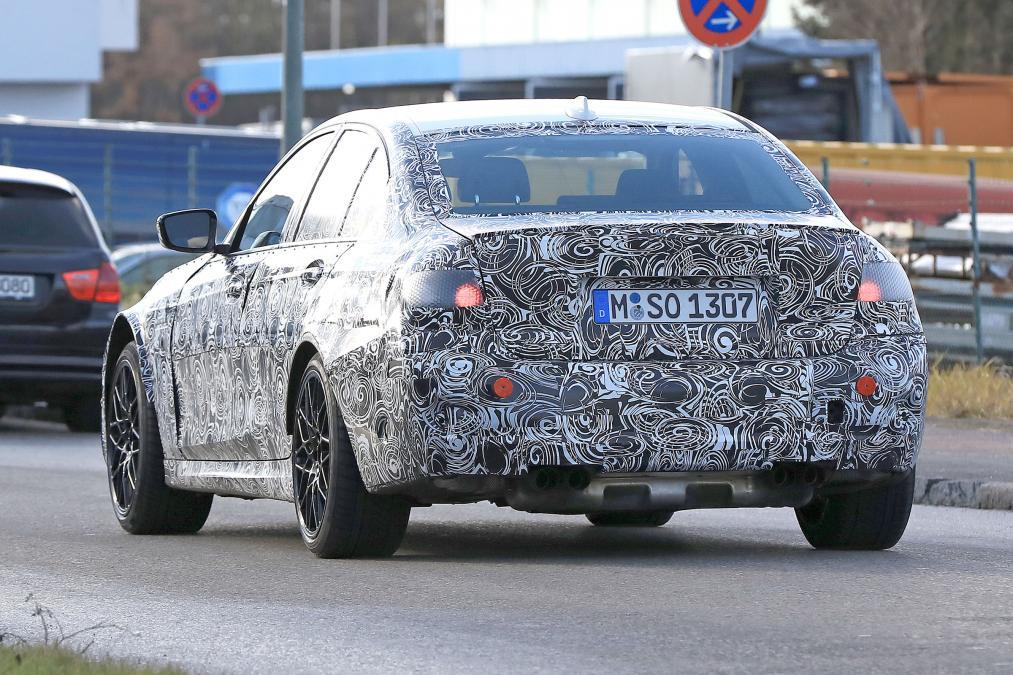 BMW M3 2019