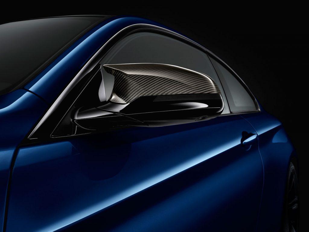BMW M3 et M4 Coupé M Heat Edition