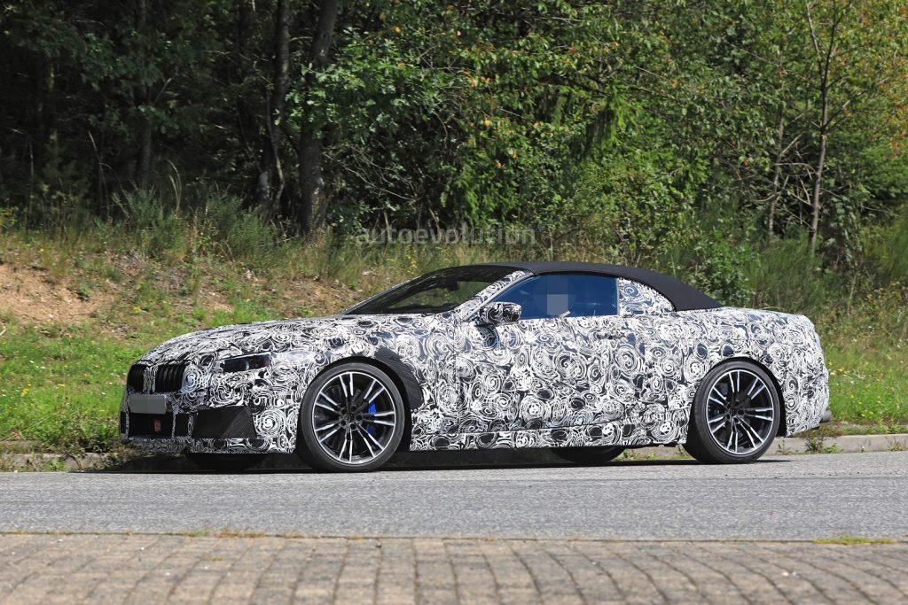 BMW M8 2019 Cabriolet